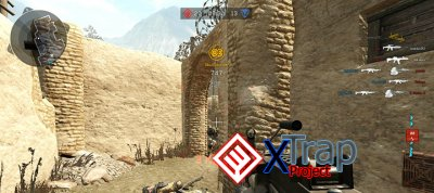 ExtrimTrainer WarFace Multihack [Europe] [24.04.2016]